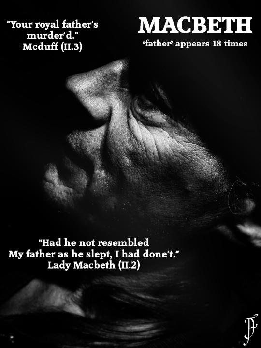 Father - Macbeth - 18th June 2017, Shakespeare Sunday